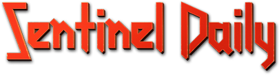 Sentinel Daily – Walk in Darkness