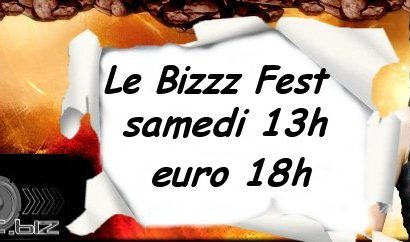 LE TOP40 BIZZZZZ – 15 octobre 2017