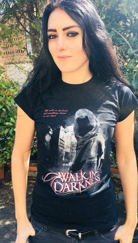 T SHIRTS NOW AVAILABLE! | Walk in Darkness